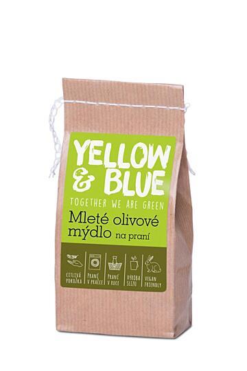 Mleté olivové mýdlo (pap. sáček 200 g)