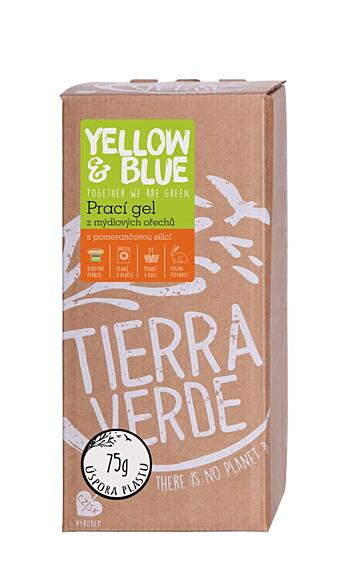 Prací gel pomeranč (bag-in-box 2 l)