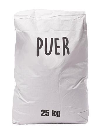 Puer – bělící prášek (pap. pytel 25 kg)
