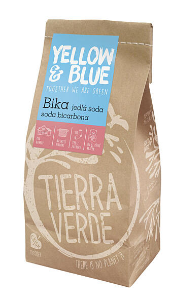 Bika – jedlá soda (pap. sáček 1 kg)