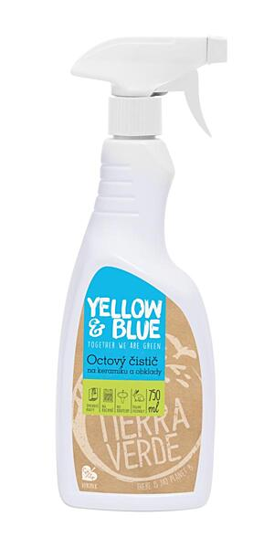 Octový čistič (rozprašovač 750 ml)