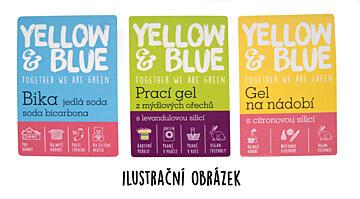 Etiketa na Prací gel pomeranč (pro označení na prodejně)