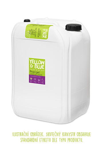 Prací gel levandule (kanystr 25 l = 27,38  kg)