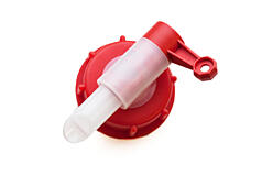 Kohút plastový pre 25 l kanister na čapovanie