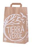 Taška papírová Tierra Verde – bezobal 10 ks