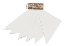 Kapesníky pánské – natural (36×36 cm) 6 ks