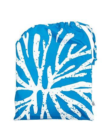 Povlečení dětské – motiv Tierra Verde tealová (135×100 cm + 60x40 cm)
