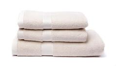 Sada dvou ručníků a osušky – natural