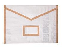 Složka papírová na dokumenty A4 – bílá – bezobal 5 ks
