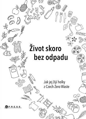 Život skoro bez odpadu - kniha