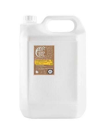 Hygienický gel na ruce citron (kanystr 5 l)