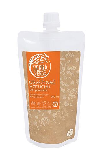 Osvěžovač vzduchu – BIO Pomeranč (sáček uzávěr 200 ml)