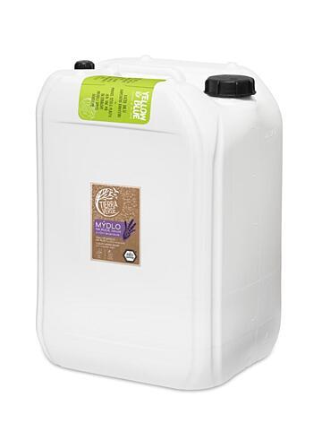 Tekuté mýdlo na ruce – levandule (kanystr 25 l = 25,75 kg)