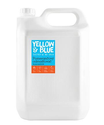 Pomerančový odmašťovač – koncentrát (kanystr 5l)
