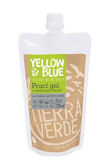 Prací gel sport (sáček uzávěr 250 ml)